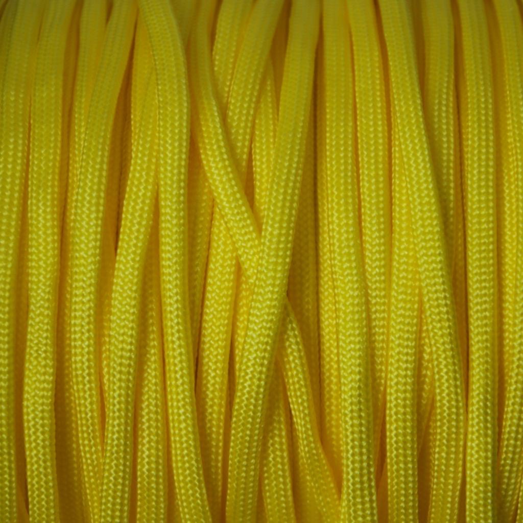 Lemon Yellow Paracord