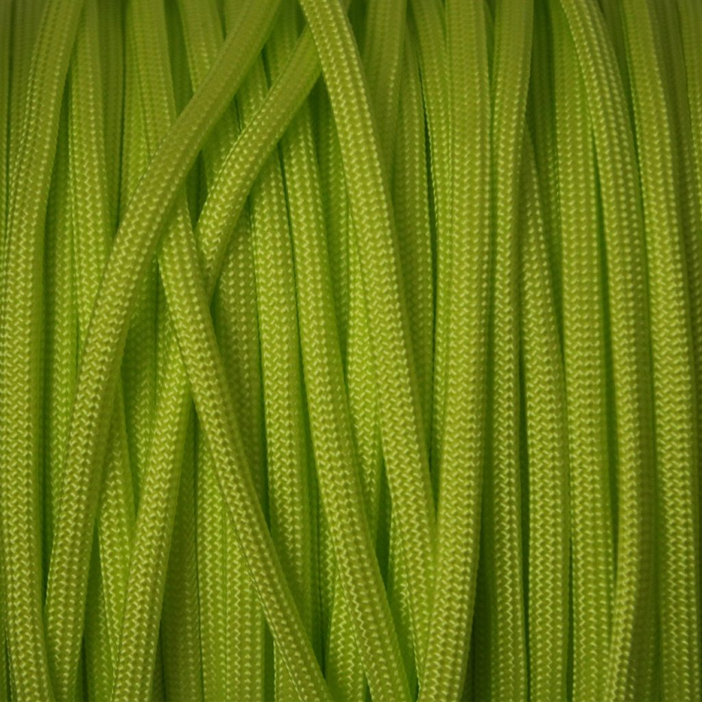 Lime Green Paracord