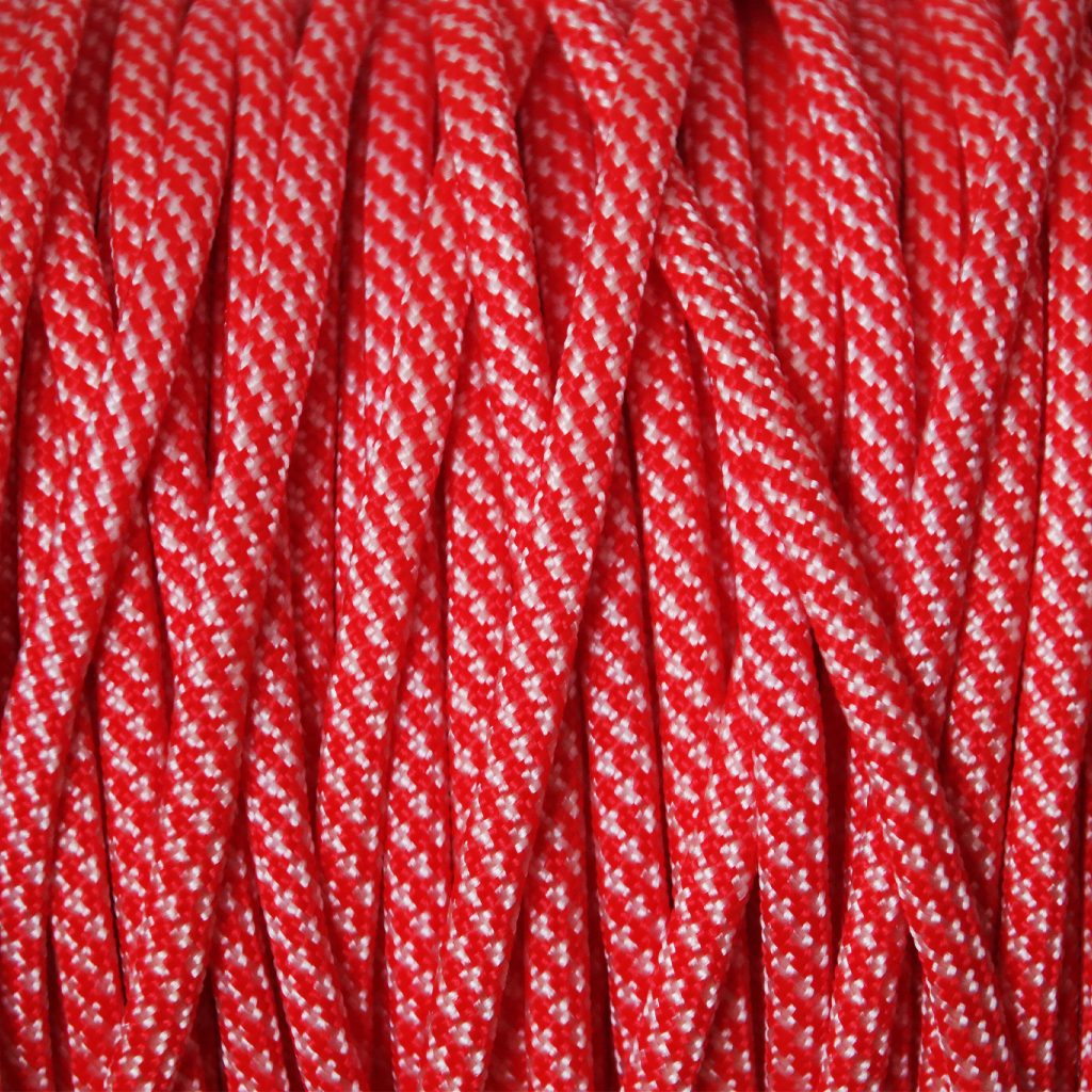 Red & White Paracord