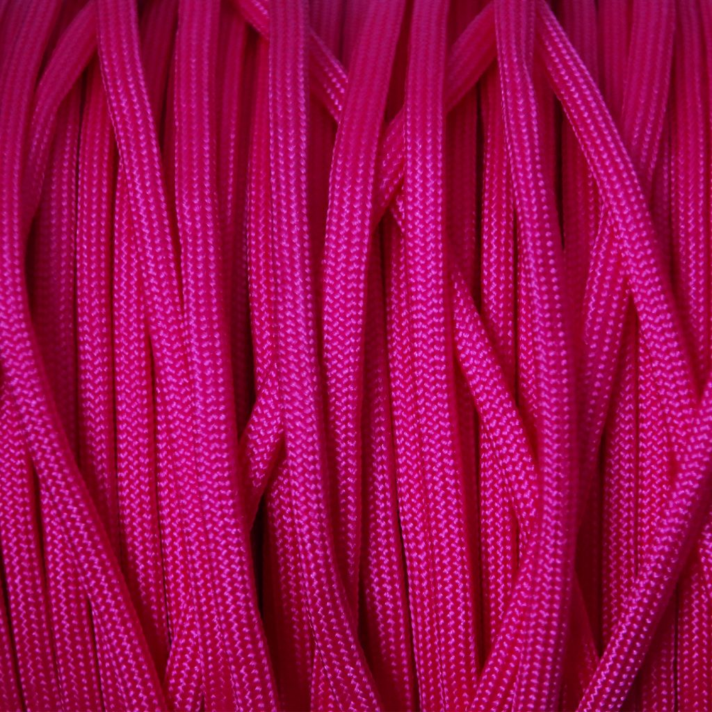 Rose Red Paracord